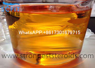 China Trenbolone Acetate Pre - Mixed Injectable Anabolic Steroids Oil 100mg/Ml Finaplix company