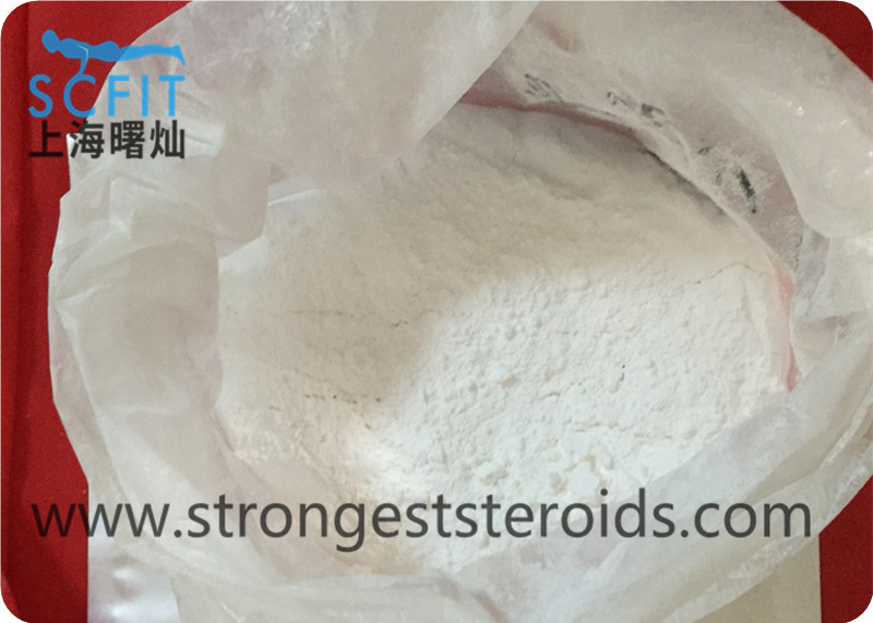 White Body Building Prohormone SARMS Selective Androgen Receptor Modulators SR9009