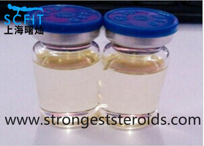 Muscle Gaining Semi - finished Injectable Anabolic Steroids Supertest 450 mg/ml Blend