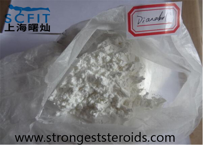 99% Dianabol 72-63-9 White Muscle Building Steroids Powder Metandienone