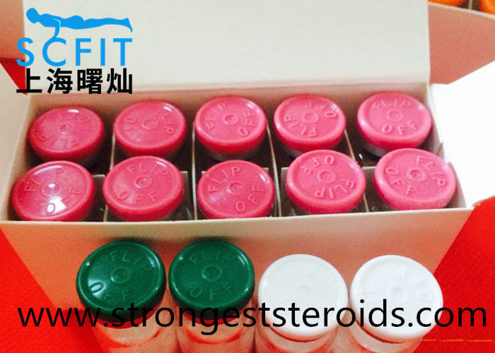 Growth Hormone Releasing Peptide Catalogue Raw Powder GHRP-2  2mg/vial