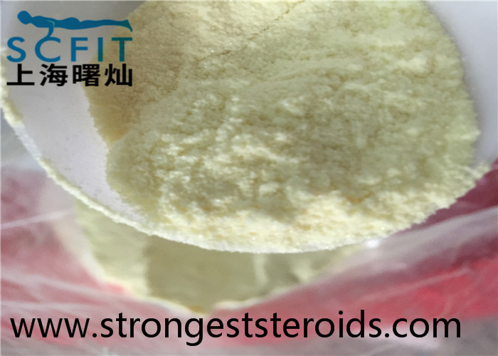 99% Purity Furosemide 54-31-9 Slightly Yellow Pharmaceutical Raw powders For A Diuretic