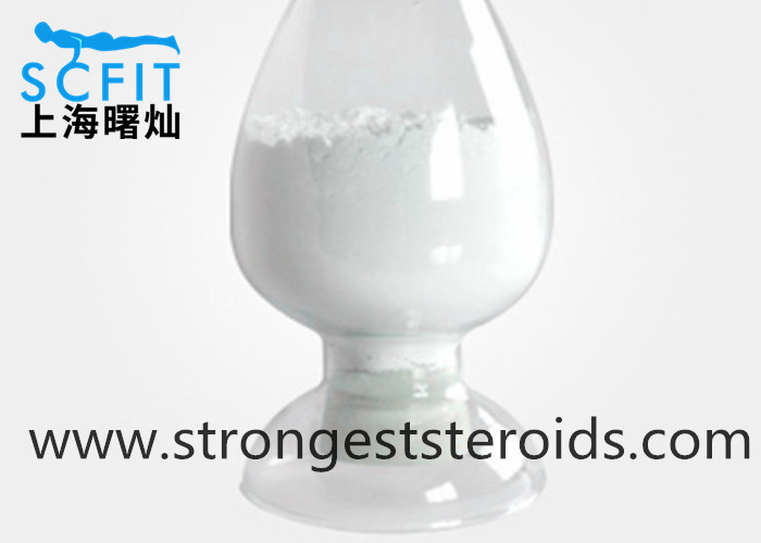 High Purity Aromatase Inhibitor Steroid Powder Letrozole Femara For Breast Cancer Treatment