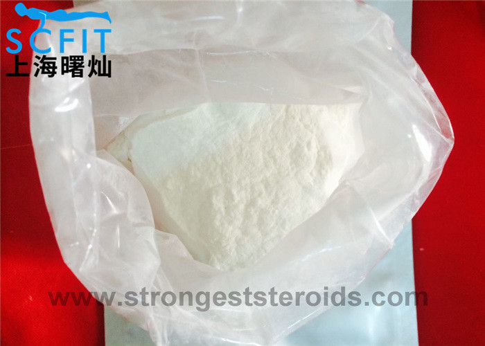 Oral Steroid Raw Powder Turinabol CAS 855-19-6 Strongest Testosterone Steroid For Mass Muscle Gain