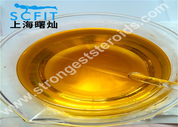 200mg/Ml Nandrolone Cypionate Liquid CAS 601-63-8 Deca Injection Bodybuilding Npp Deca