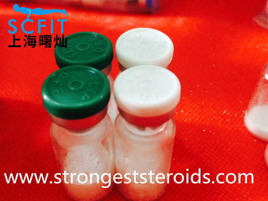 Human Growth Hormones 79561-22-1 Polypeptide Hormones Alarelin Acetate for Ovulation