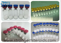 Hexarelin Injectable Freeze - dried Polypeptide Hormones For Muscle Mass Gaining