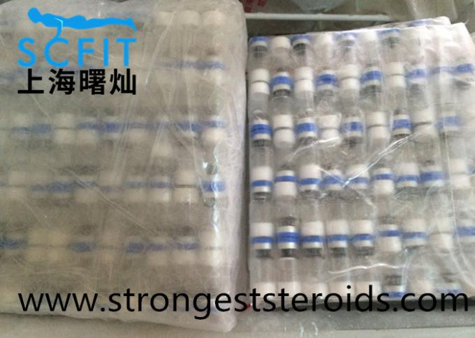 White powder Adipotide Peptide Polypeptide Hormones Steroids for Weight Loss